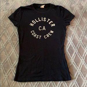 Hollister coast crew t-shirt